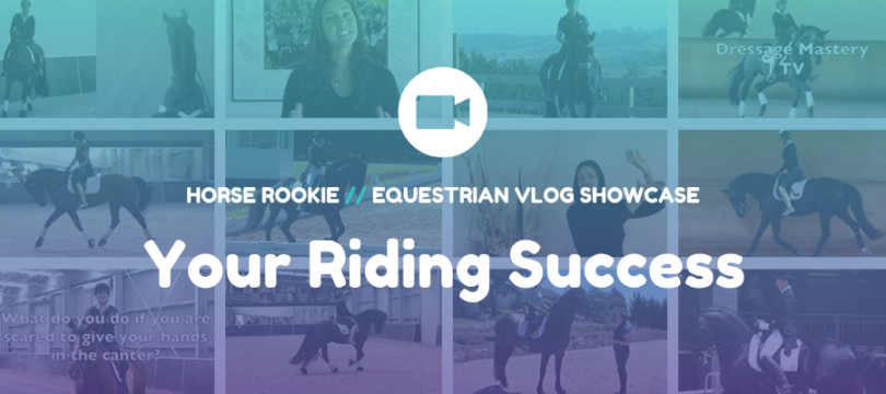 Equestrian Vlog Your Riding Success