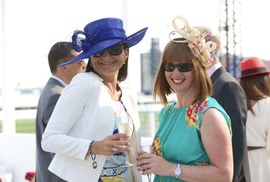 Furlong Fashion Guide What To Wear To A Horse Race