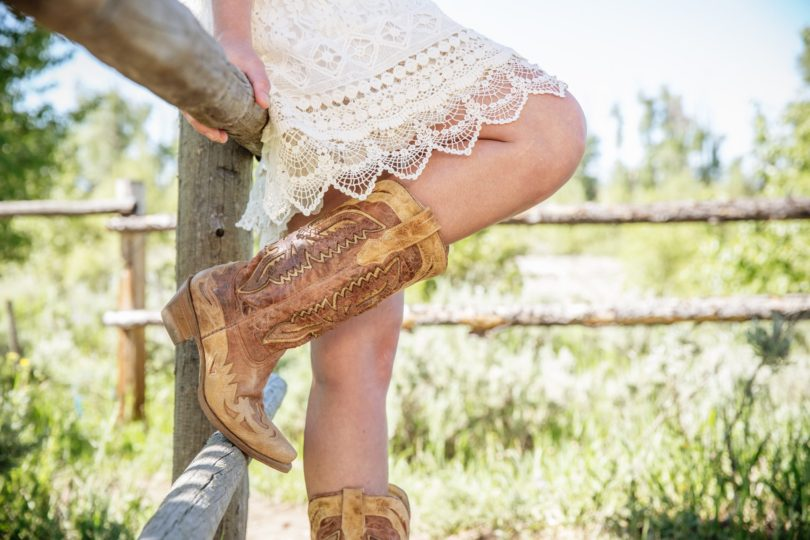 best-western-dresses-wear-boots