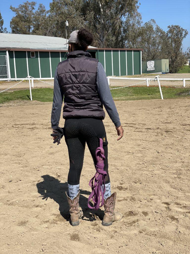 horse barn staff