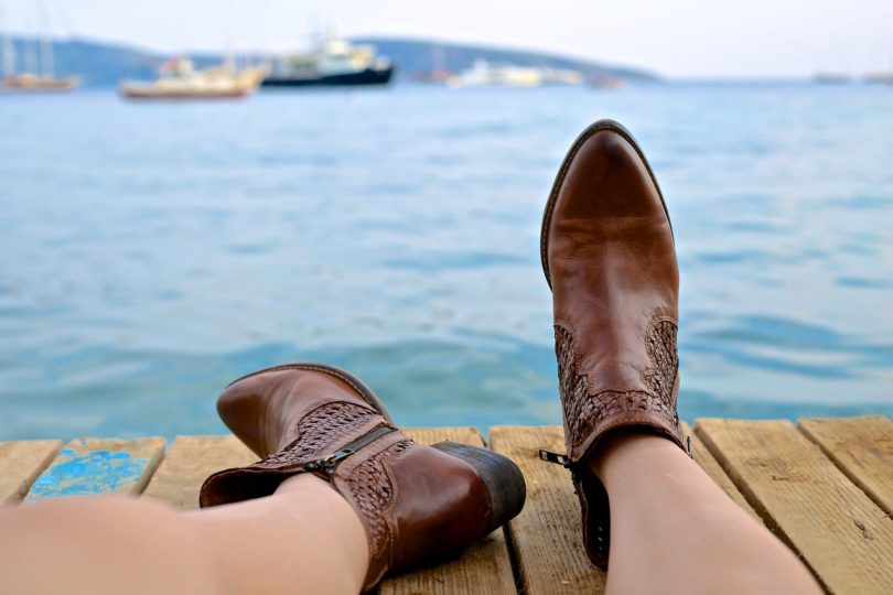 how-wear-cowboy-boots-summer