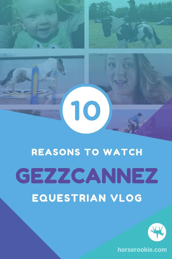 10 Reasons to Love Gezzcannez Vlog
