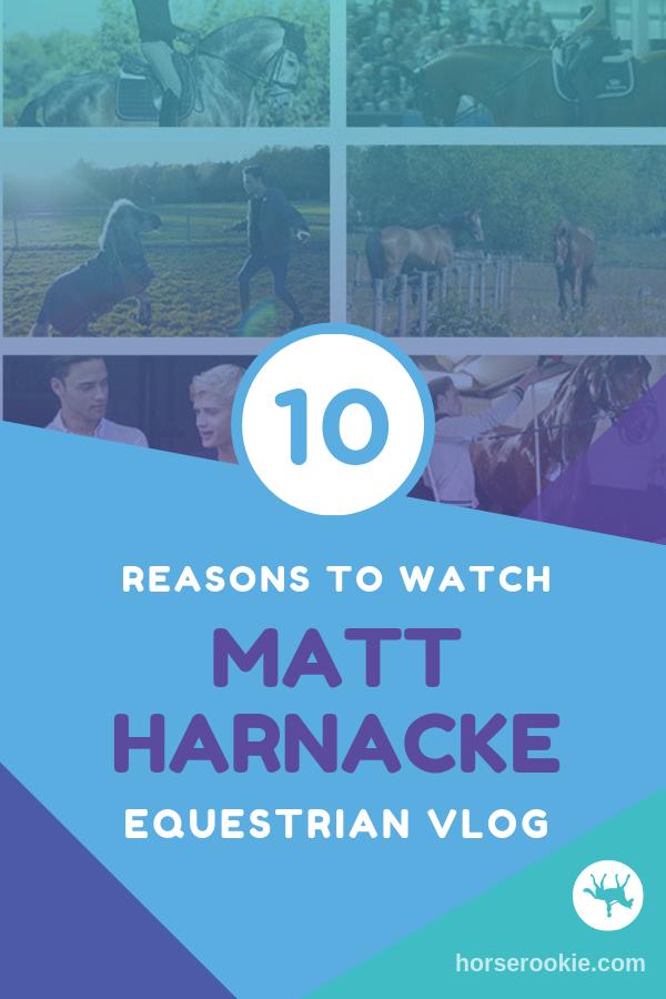 10 Reasons to Love Matt Harnacke's Vlog
