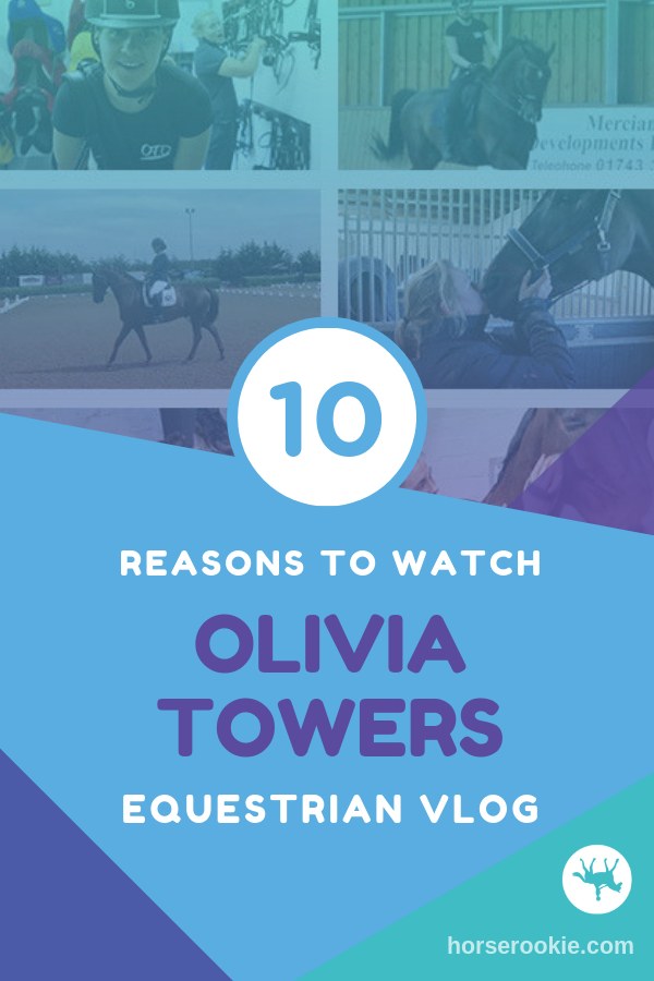 10 Reasons to Love Olivia Towers Vlog