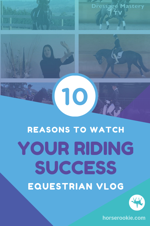 10 Reasons to Love Your Riding Success Vlog