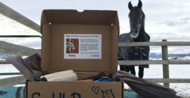 Saddlebox Equestrian Subscription Box