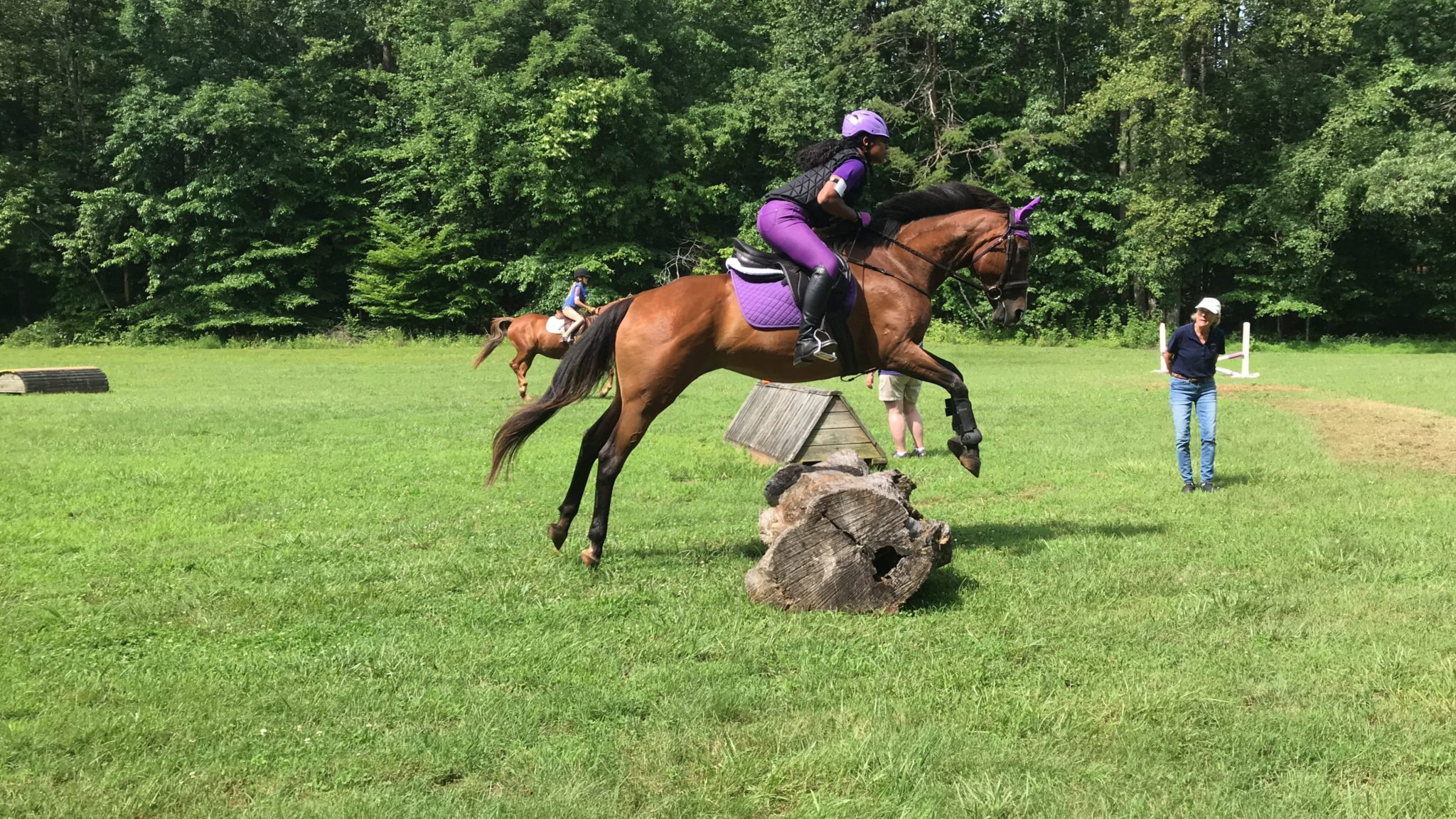 What Is The Correct Jumping Position For Horse Riders