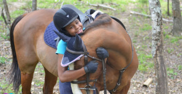 horse riding lessons kids