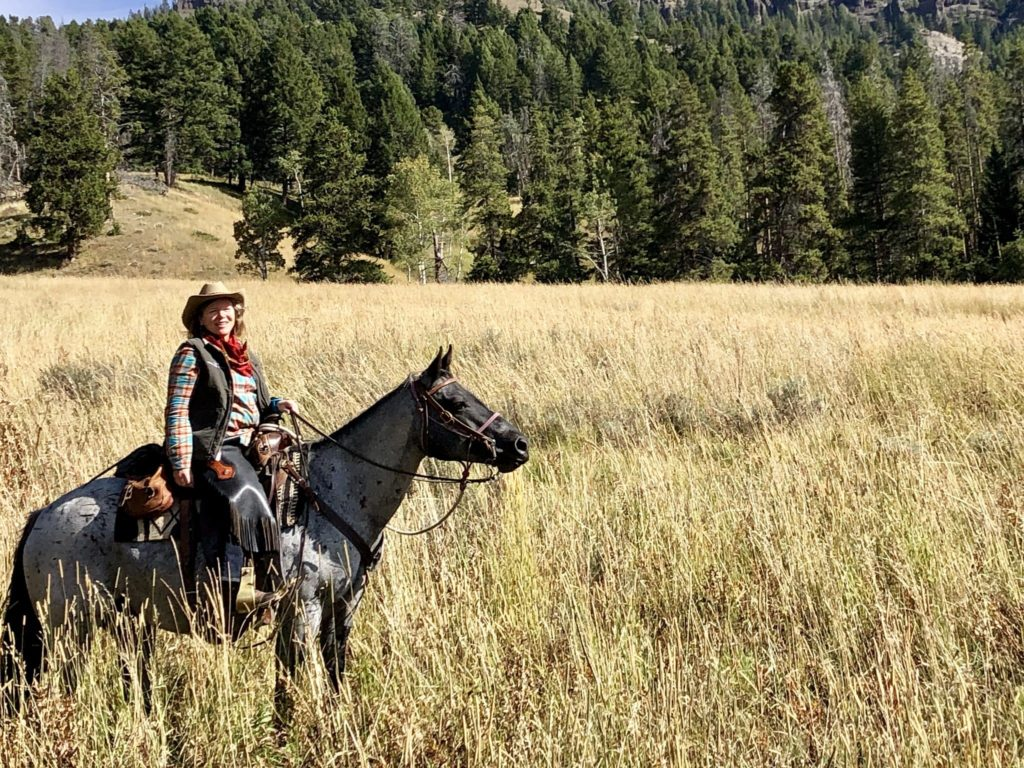 Covered Wagon Ranch Riding