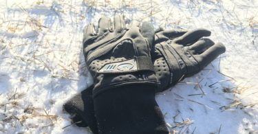 Roeckl snow riding gloves