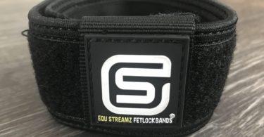 EQU streamz fetlock band logo