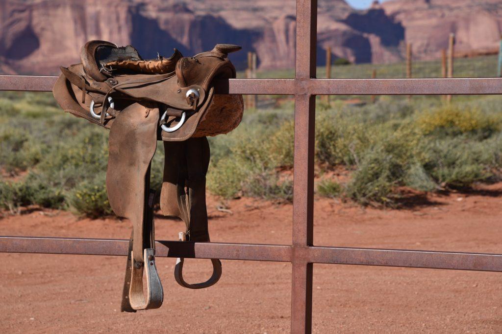 forgotten saddle