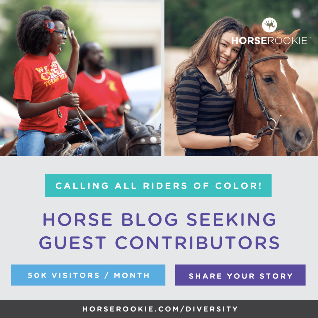 equestrians of color guest writers