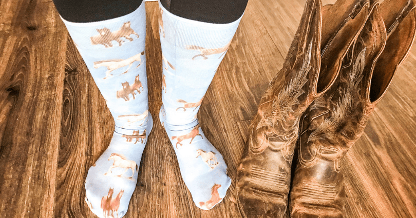 sox trot socks