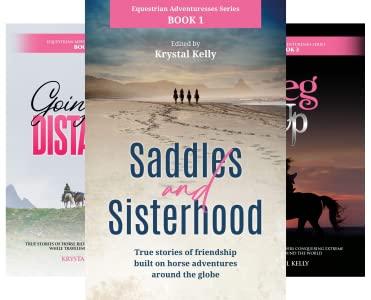 equestrian adventuress books