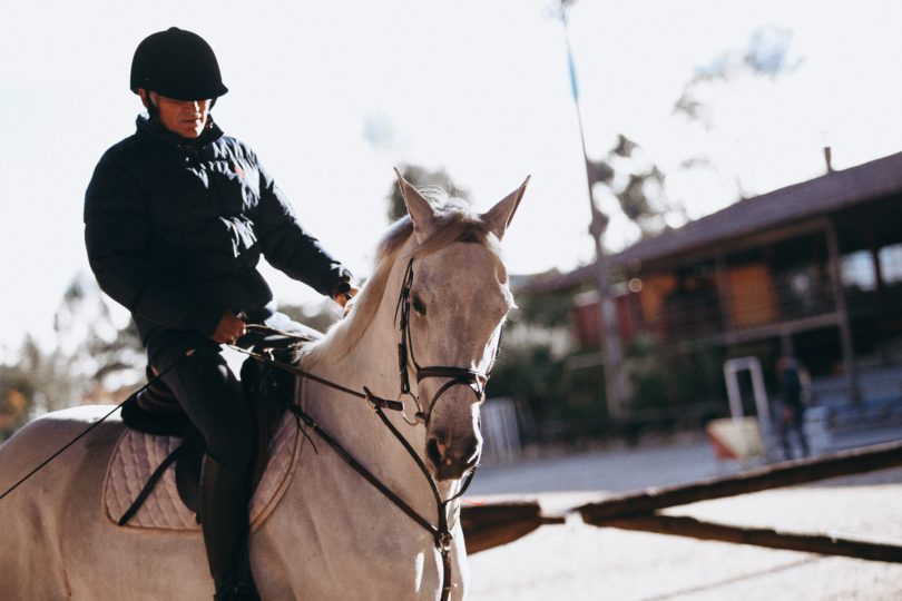 horse riding triggers