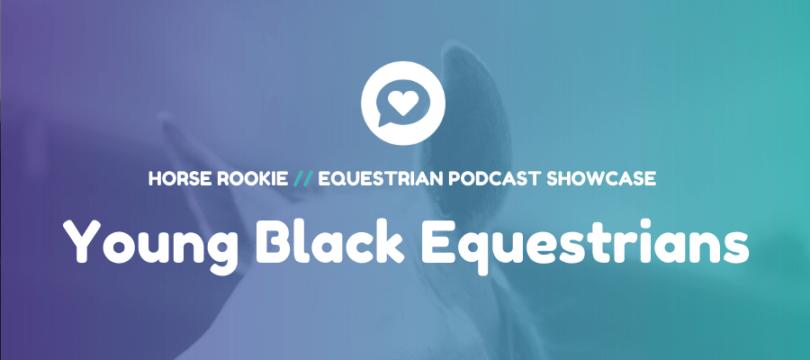 young black equestrians hero