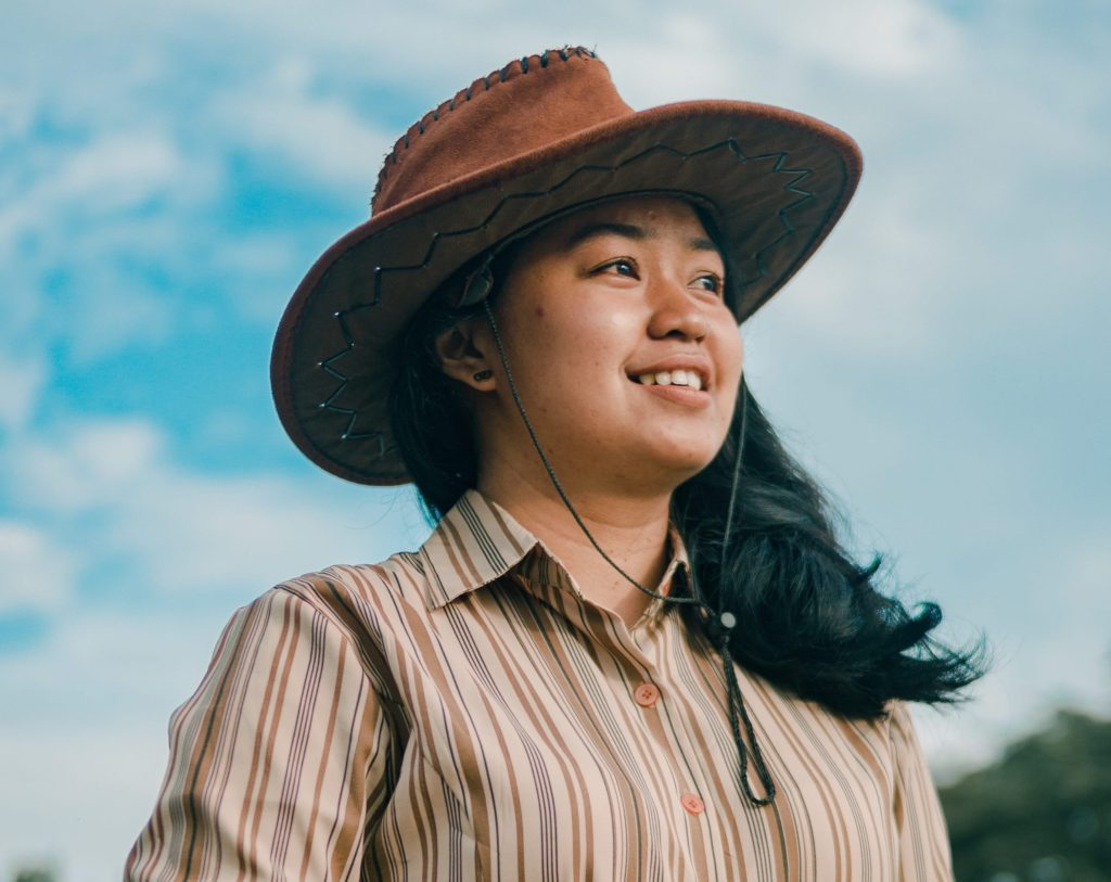asian cowgirl
