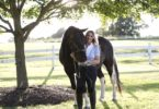 julie saillant horse tree