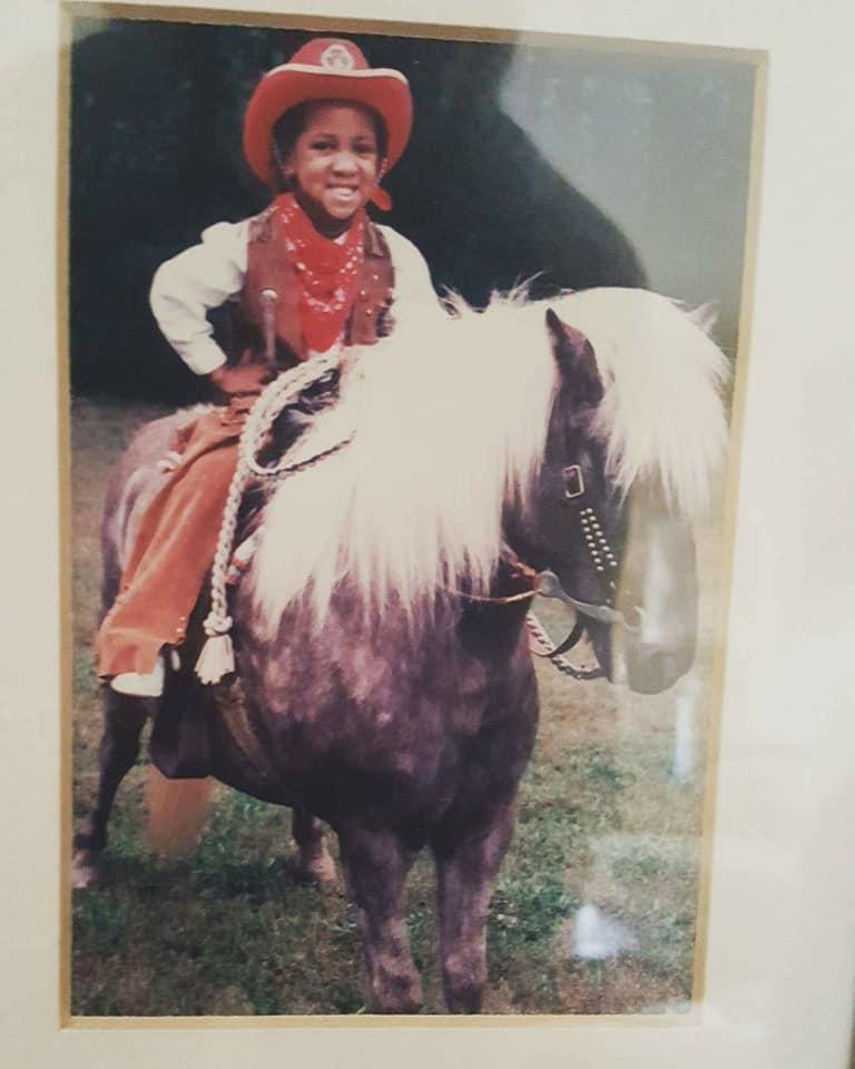 abriana johnson pony