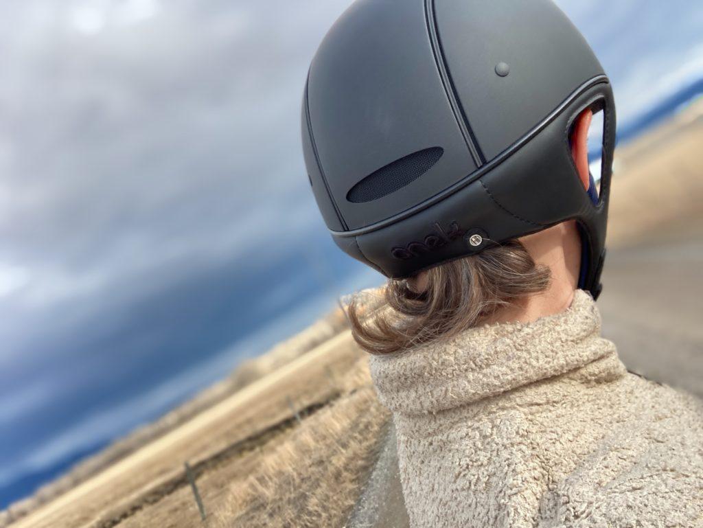 one k defender air helmet ride