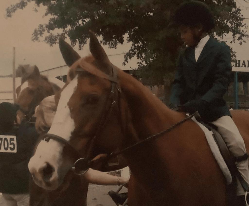 camryn taylor horse