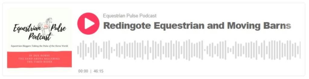 equestrian pulse sample episode