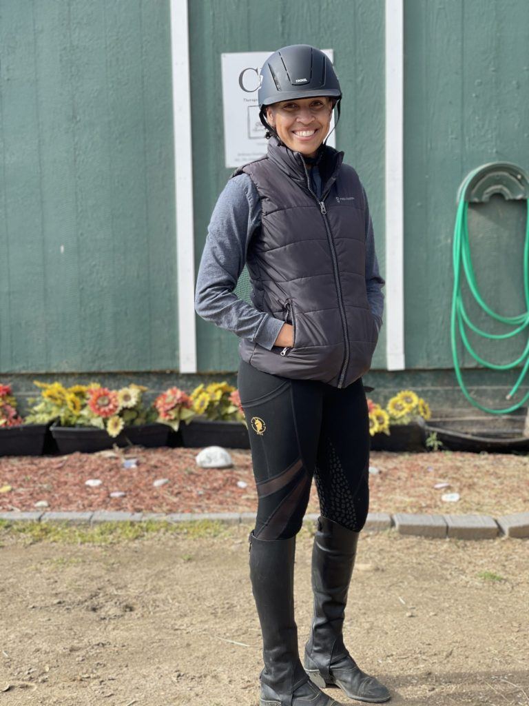 local horse show outfit