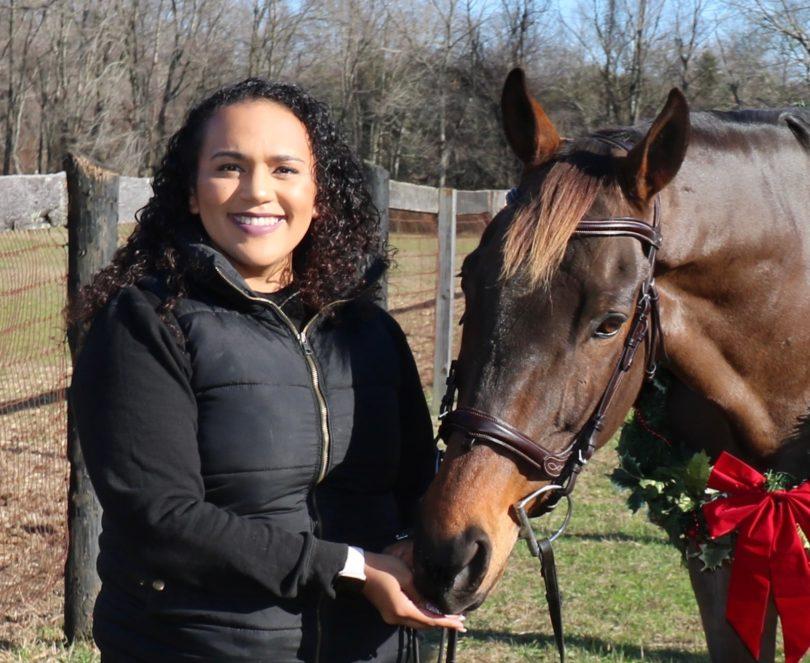 narissa jones and horse
