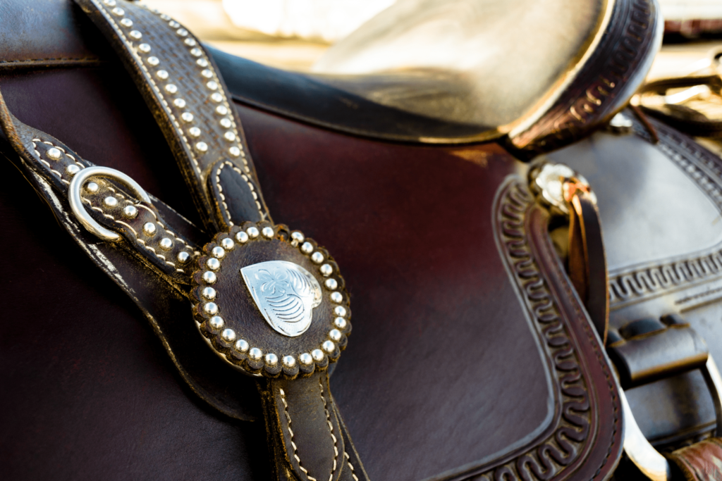 horse breast collar