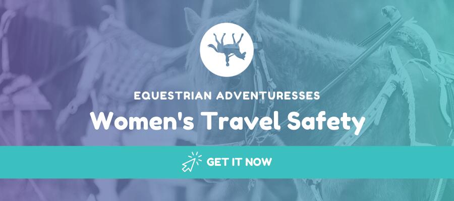horse women safety travel
