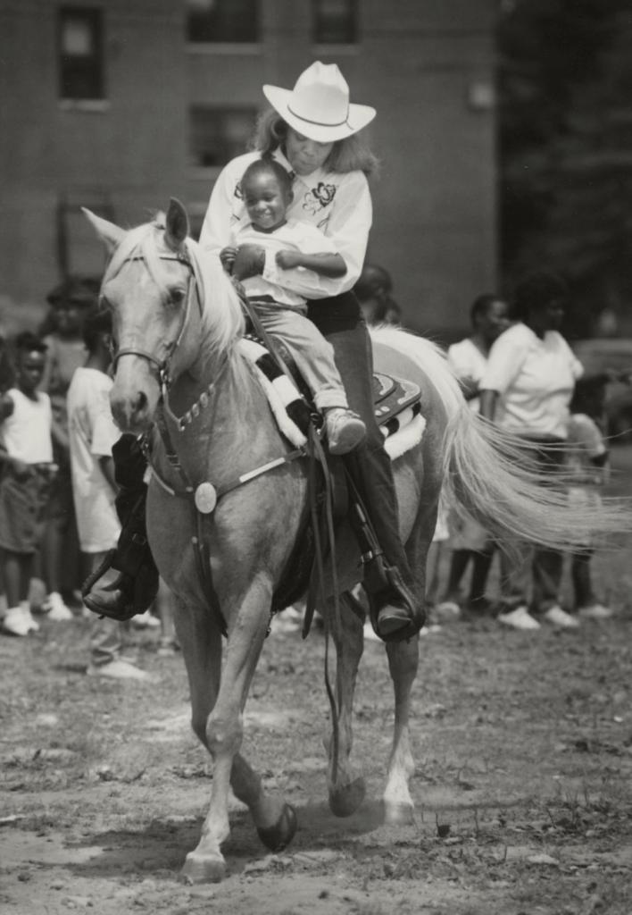 patricia kelly riding horse