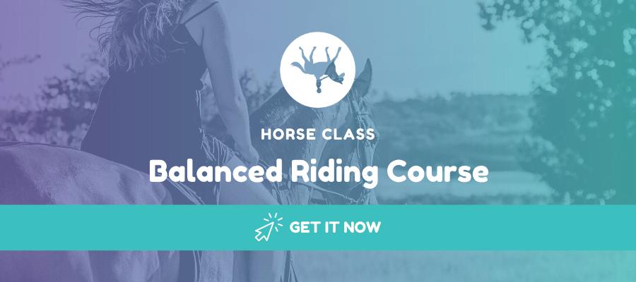 balanced riding