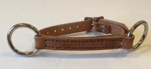 horse leather bit