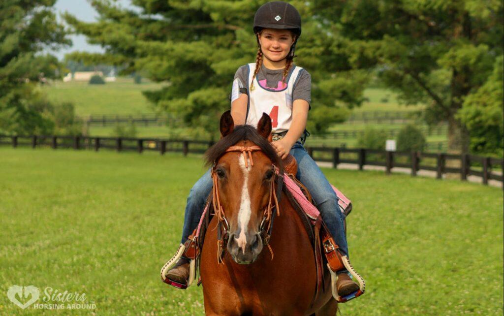 pony club child