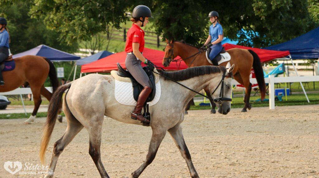 pony club camp tack