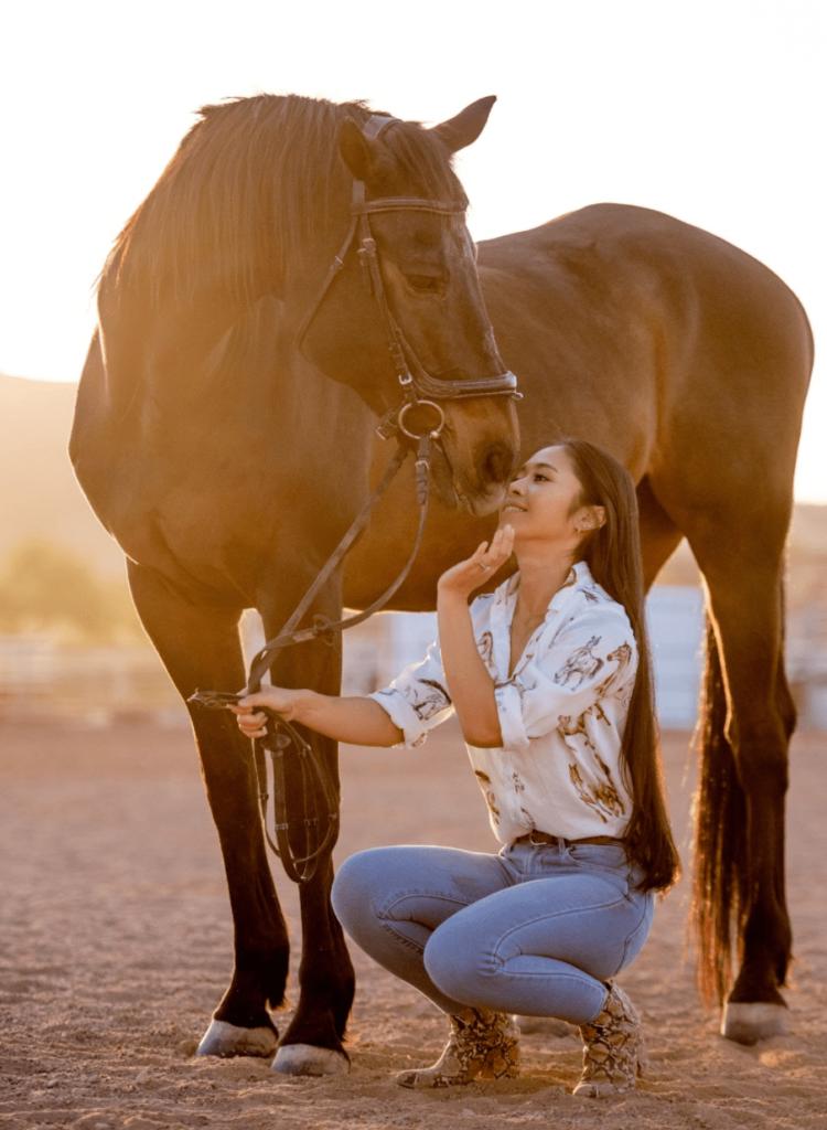 jamie graham horse